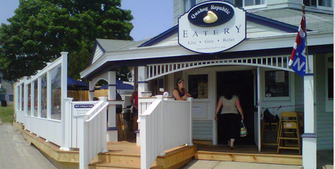 Waterfront Eatery