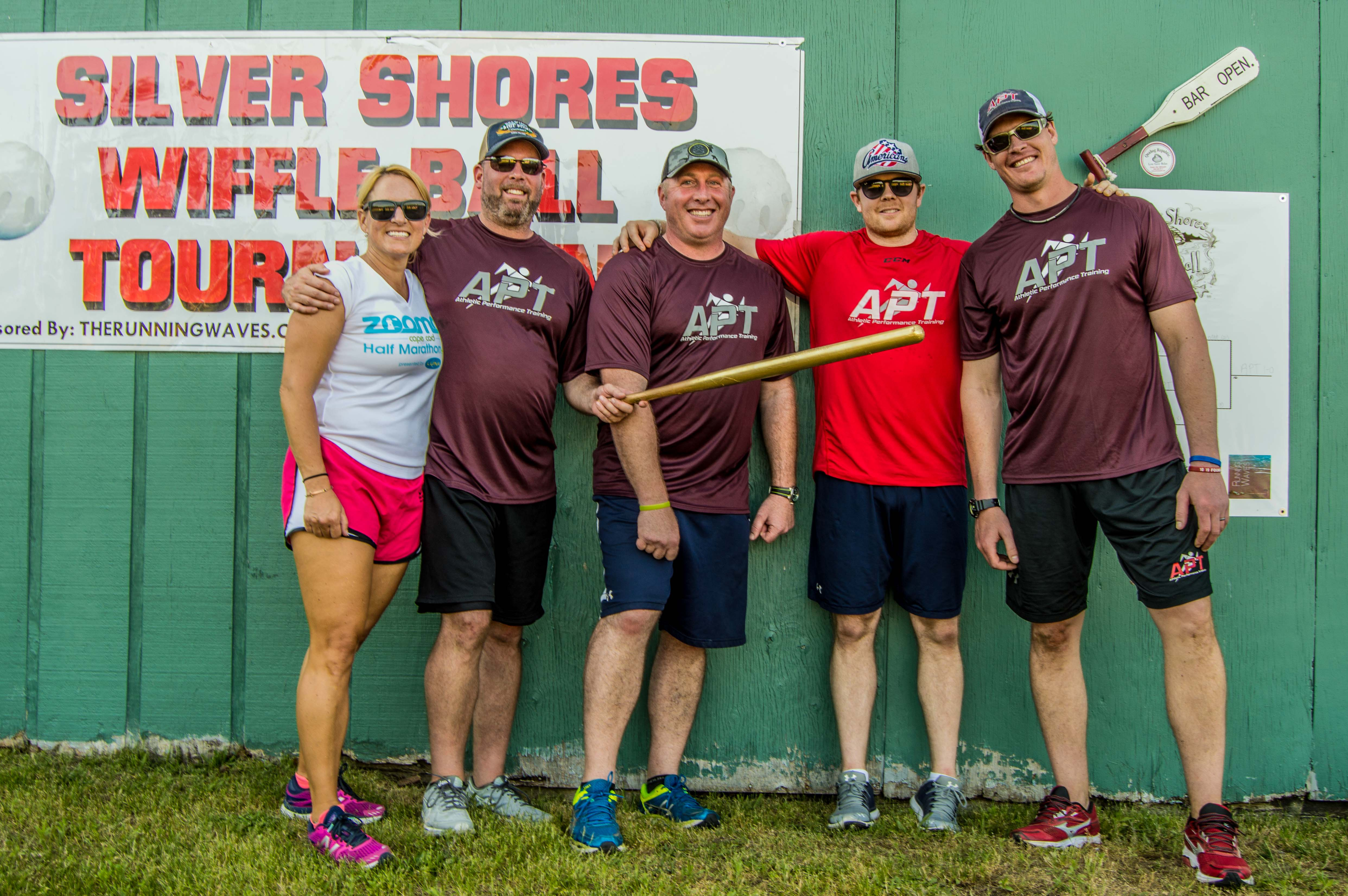 9th Annual Silver Shores Wiffle Ball Tournament